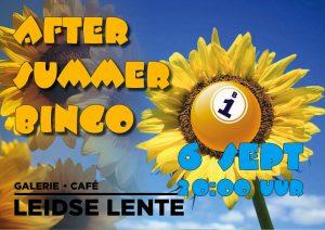 After SUMMER Bingo @ Galerie Café Leidse Lente | Leiden | Zuid-Holland | Nederland