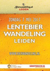 Lentebierwandeling @ Galerie Café Leidse Lente | Leiden | Zuid-Holland | Nederland