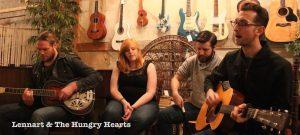 Lennart & The Hungry Hearts @ Galerie Café Leidse Lente | Leiden | Zuid-Holland | Nederland
