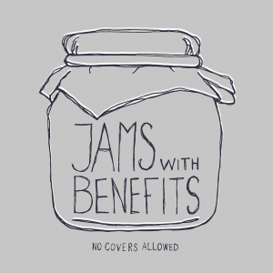 Jams with benefits @ Galerie Café Leidse Lente | Leiden | Zuid-Holland | Nederland