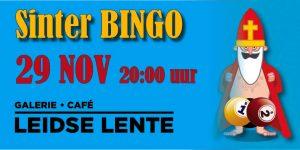 Sinter Bingo @ Galerie Café Leidse Lente | Leiden | Zuid-Holland | Nederland