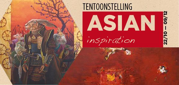 Tentoonstelling ASIAN