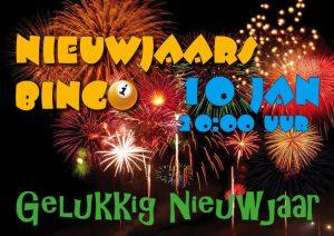 Nieuwjaarsbingo @ Galerie Café Leidse Lente   Leiden   Zuid-Holland   Nederland