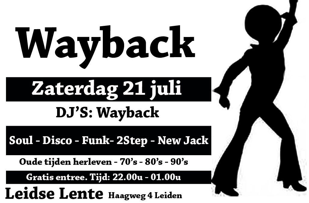 DJ's Wayback