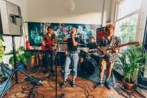 Moonday @ Galerie Café Leidse Lente | Leiden | Zuid-Holland | Nederland