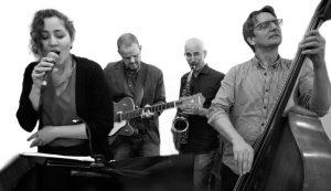 Calamity Jazz in Leidse Lente tijdens Leidse Jazz- & Bluesweek