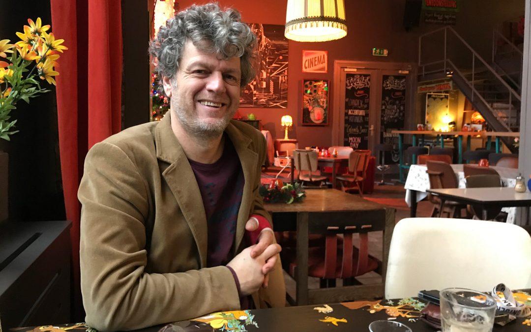 Eerste Leidse Lente cultuurmiddag met Leidse bestsellerauteur Jeroen Windmeijer
