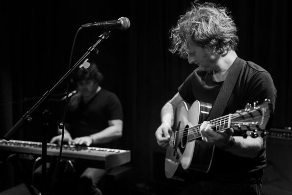 Optreden Haarlems/Ierse singer-songwriter Danny Guinan!