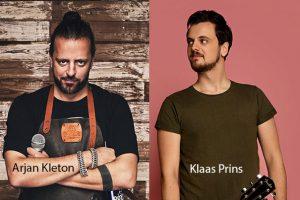 Cabaretmiddag met Arjan Kleton en Klaas Prins