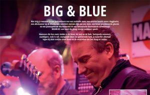 Muziek op zondagmiddag: Big & Blue