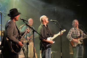 Déjà Vu, de Nederlandse Crosby, Stills, Nash & Young Tribute band, bij Leidse Lente!