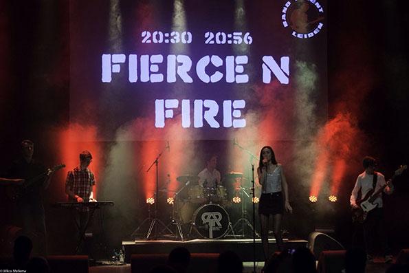 Fierce 'n' Fire zet Leidse Lente in vuur en vlam!