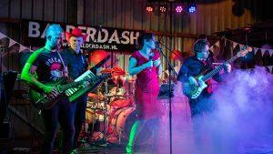 Balderdash Coverband covert 40 jaar hits!