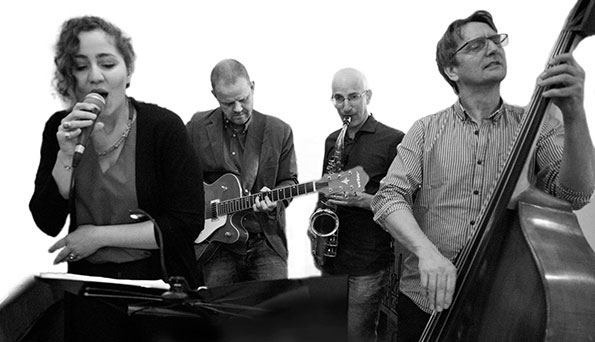Calamity Jazz jazzt erop los tijdens Leidse Blues- en Jazzweek