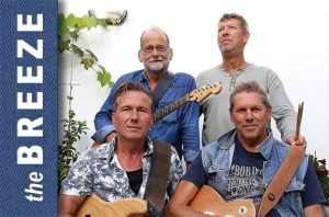 The Breeze speelt country, blues, folk en rock (met een vleugje jazz)