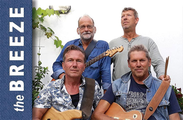 The Breeze speelt country, blues, folk en rock (met een vleugje jazz)