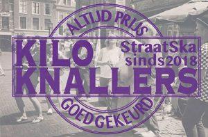 Het dak eraf met de Nederlands Kampioen Straatmuzikanten, de Kiloknallers!
