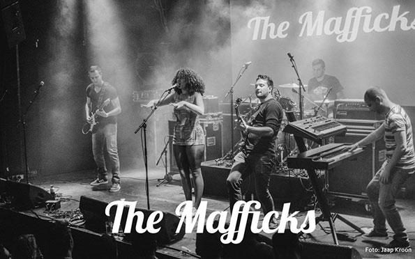 The Mafficks weer terug bij Leidse Lente