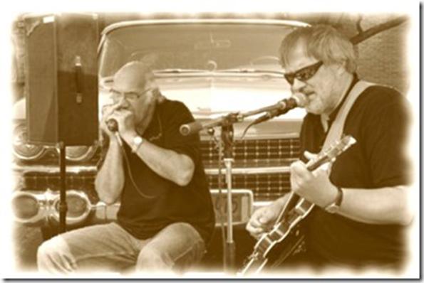 The Vintage Brothers, blues recht vanuit het hart!