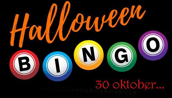 Halloweenbingo… Durf jij het aan?