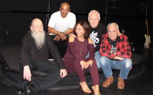 Muzikaal het nieuwe jaar in met Leidse bluesband Moonstar