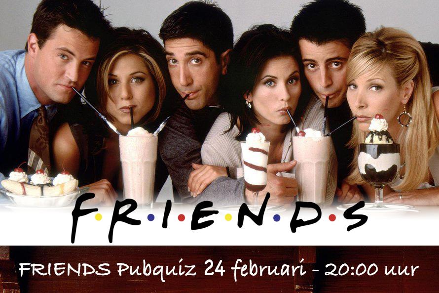 FRIENDS PUPQUIZ